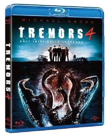 Tremors 4 - Wie alles begann (Blu-ray) Deutscher Ton