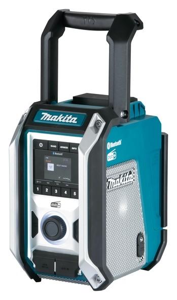 Makita DMR115 Akku-Baustellenradio (ohne Akku)
