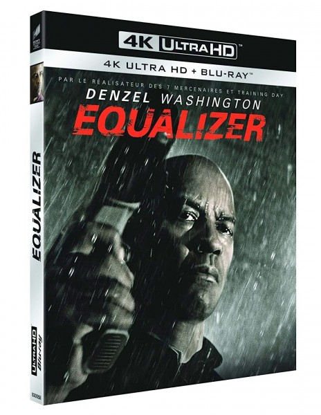 Equalizer (4K Ultra HD+Blu-ray) Deutscher Ton bei 4K