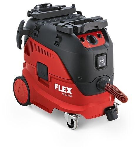 FLEX Sicherheitssauger VCE 33 M AC 230/CEE mit automatischer Filterabreinigung