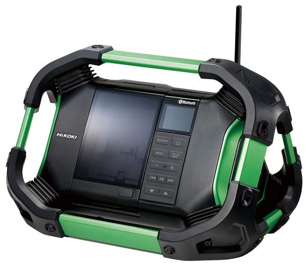 Hikoki UR18DSDL 14,4/18V Akku- & Netz/-Baustellenradio (DAB,Bluetooth)