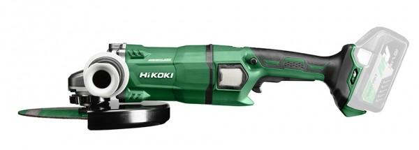 Hikoki G3623DA (Basic/Koffer) 36V Akku-Winkelschleifer 230mm i.K (Brushless)