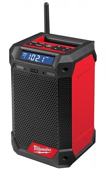 Milwaukee M12RCDAB+-0 Netz-/Akku-Radio mit Ladefunktion