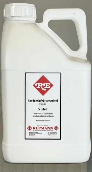 Handdesinfektionsmittel 5 Liter *Made in Germany*