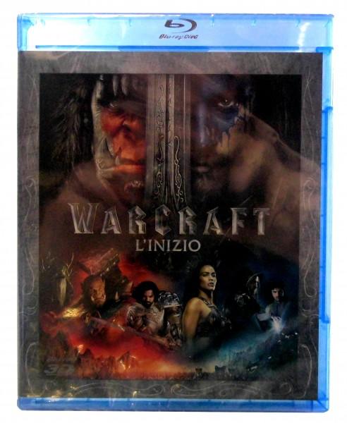 Warcraft - The Beginning Blu-ray (Deutscher Ton)